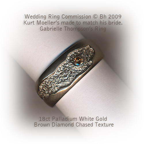 All The Excitement Of The Engagement Ring Commission, Then